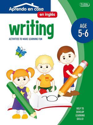 APRENDO EN CASA INGLÉS (5-6 AÑOS) WRITING