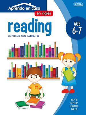 APRENDO EN CASA INGLÉS (6-7 AÑOS) READING
