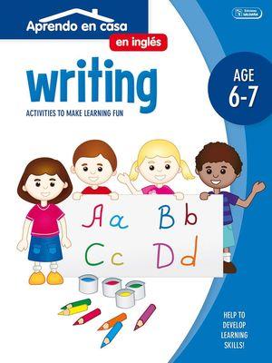 APRENDO EN CASA INGLÉS (6-7 AÑOS) WRITING