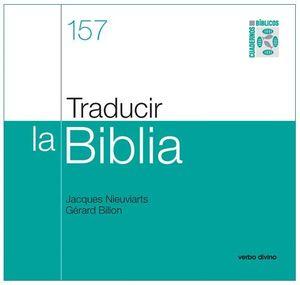 TRADUCIR LA BIBLIA