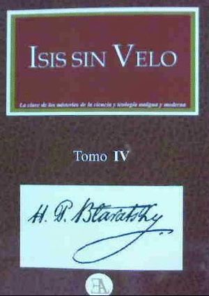 ISIS SIN VELO T. 4