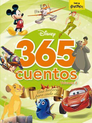 365 CUENTOS. UNA HISTORIA PARA CADA DÍA. VOL.2