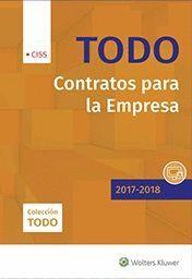 TODO CONTRATOS PARA LA EMPRESA 2017-2018