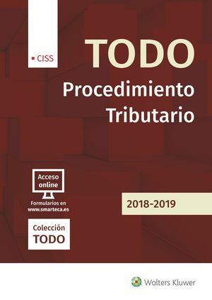 TODO PROCEDIMIENTO TRIBUTARIO 2018-2019