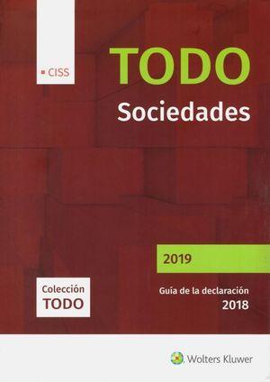 TODO SOCIEDADES 2019