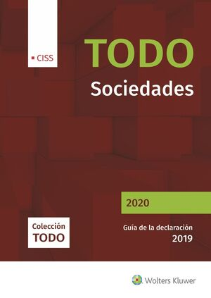 TODO SOCIEDADES 2020