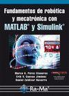 FUNDAMENTOS DE ROBOTICA Y MECATRONICA CON MATLAB Y SIMULINK
