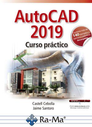 AUTOCAD 2019 CURSO PRÁCTICO