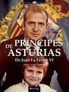 PRINCIPES DE ASTURIAS. DE JUAN I A FELIPE VI