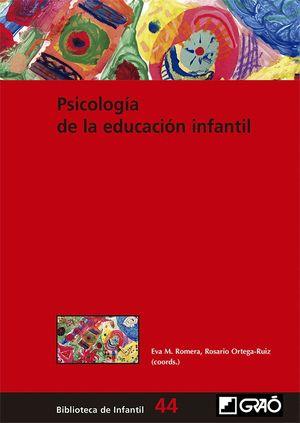 PSICOLOGÍA DE LA EDUCACION INFANTIL