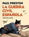 LA GUERRA CIVIL ESPAÑOLA (COMIC)
