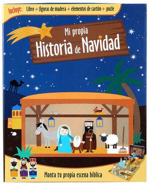 MI PROPIA HISTORIA DE NAVIDAD (CAJA)