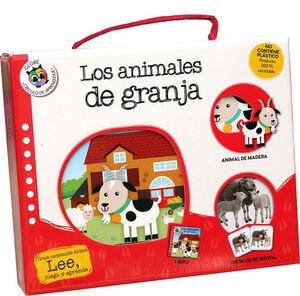LOS ANIMALES DE GRANJA (CAJA)