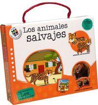 LOS ANIMALES SALVAJES (CAJA)
