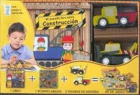 MI PEQUEÑO LIBRO SOBRE CONSTRUCCIÓN