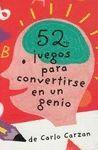 BARAJA.  52 JUEGOS PARA CONVERTIRSE EN UN GENIO