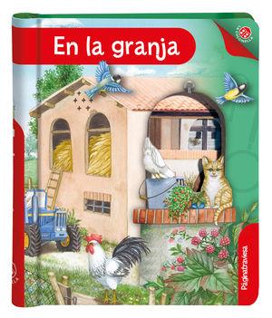 EN LA GRANJA - PÁGINATRAVIESA