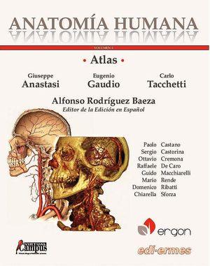 ATLAS DE ANATOMÍA HUMANA T.II