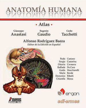 ATLAS DE ANATOMÍA HUMANA T.III