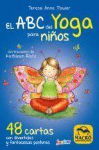ABC DEL YOGA PARA NIÑOS - 48 CARTAS