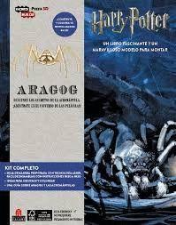 ARAGOG. HARRY POTTER. INCREDIBUILDS PUZZLES 3D