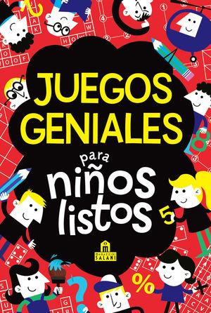 JUEGOS GENIALES PARA NIÑOS LISTOS