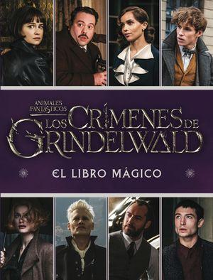LOS CRÍMENES DE GRINDELWALD. EL LIBRO MÁGICO