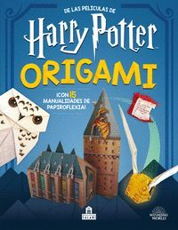 ORIGAMI. HARRY POTTER