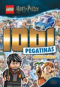 HARRY POTTER. 1001 PEGATINAS - LEGO