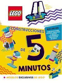 LEGO. CONSTRUCCIONES DE 5 MINUTOS (CAJA)