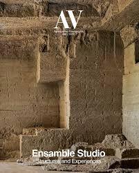 AV MONOGRAFIAS N.230 ENSAMBLE STUDIO. STRUCTURES AND EXPERIENCES