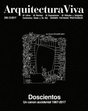 ARQUITECTURA VIVA N.200 12/2017