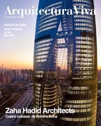 ARQUITECTURA VIVA N.221 ZAHA HADID ARCHITECTS