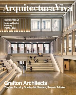 ARQUITECTURA VIVA N.223 GRAFTON ARCHITECTS