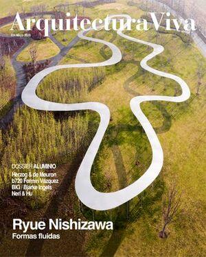 ARQUITECTURA VIVA N.224 RYUE NISHIZAWA