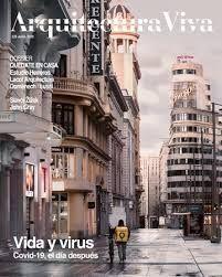 ARQUITECTURA VIVA N.225 VIDA Y VIRUS. COVID-19, EL DÍA DESPUÉS