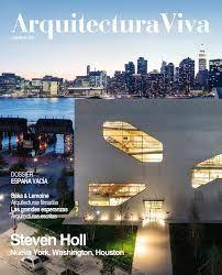 ARQUITECTURA VIVA N.232 STEVEN HOLL