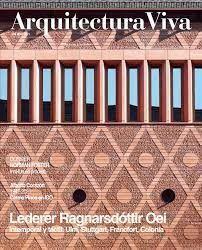 ARQUITECTURA VIVA N.233 LEDERER RAGNARSDOTTIR OEI