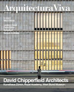 ARQUITECTURA VIVA N.234 DAVID CHIPPERFIELD ARCHITECTS