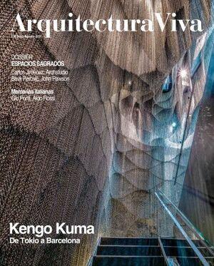 ARQUITECTURA VIVA N.236 KENGO KUMA