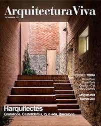 ARQUITECTURA VIVA N.237 HARQUITECTES