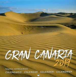 CALENDARIO GRAN CANARIA 2019 (PEQUEÑO)