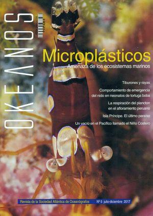 OKEANOS N. 5 MICROPLÁSTICOS