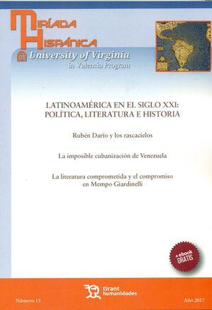 MIRÍADA HISPÁNICA N. 15 LATINOAMERICA EN EL SIGLO XXI