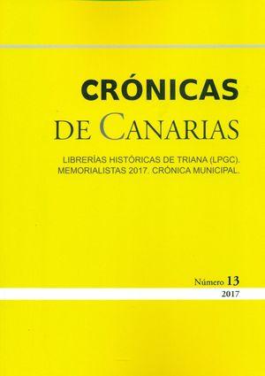 CRONICAS DE CANARIAS N.13