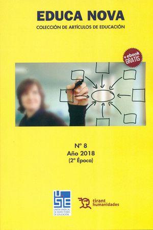 EDUCA NOVA N.8 AÑO 2018 (2 EPOCA)