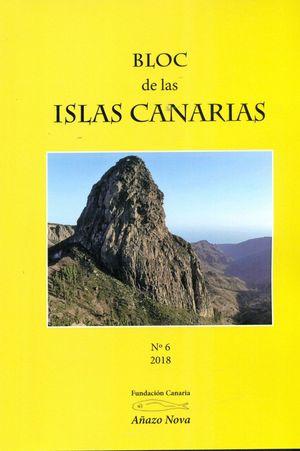 BLOC DE LAS ISLAS CANARIAS N.06