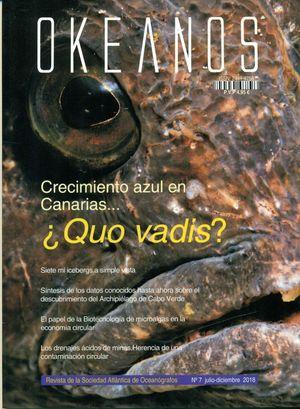 OKEANOS N.7 CRECIMIENTO AZUL EN CANARIAS...