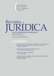 REVISTA JURIDICA DE LA COMUNIDAD VALENCIANA N. 67 - 2018
