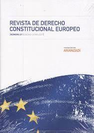 REVISTA DE DERECHO CONSTITUCIONAL EUROPEO N. 28